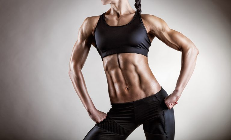 How to pump up your abs in the gym