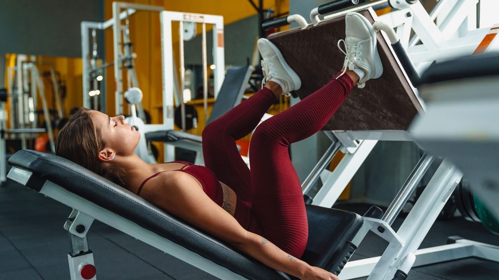basic gym workout for women