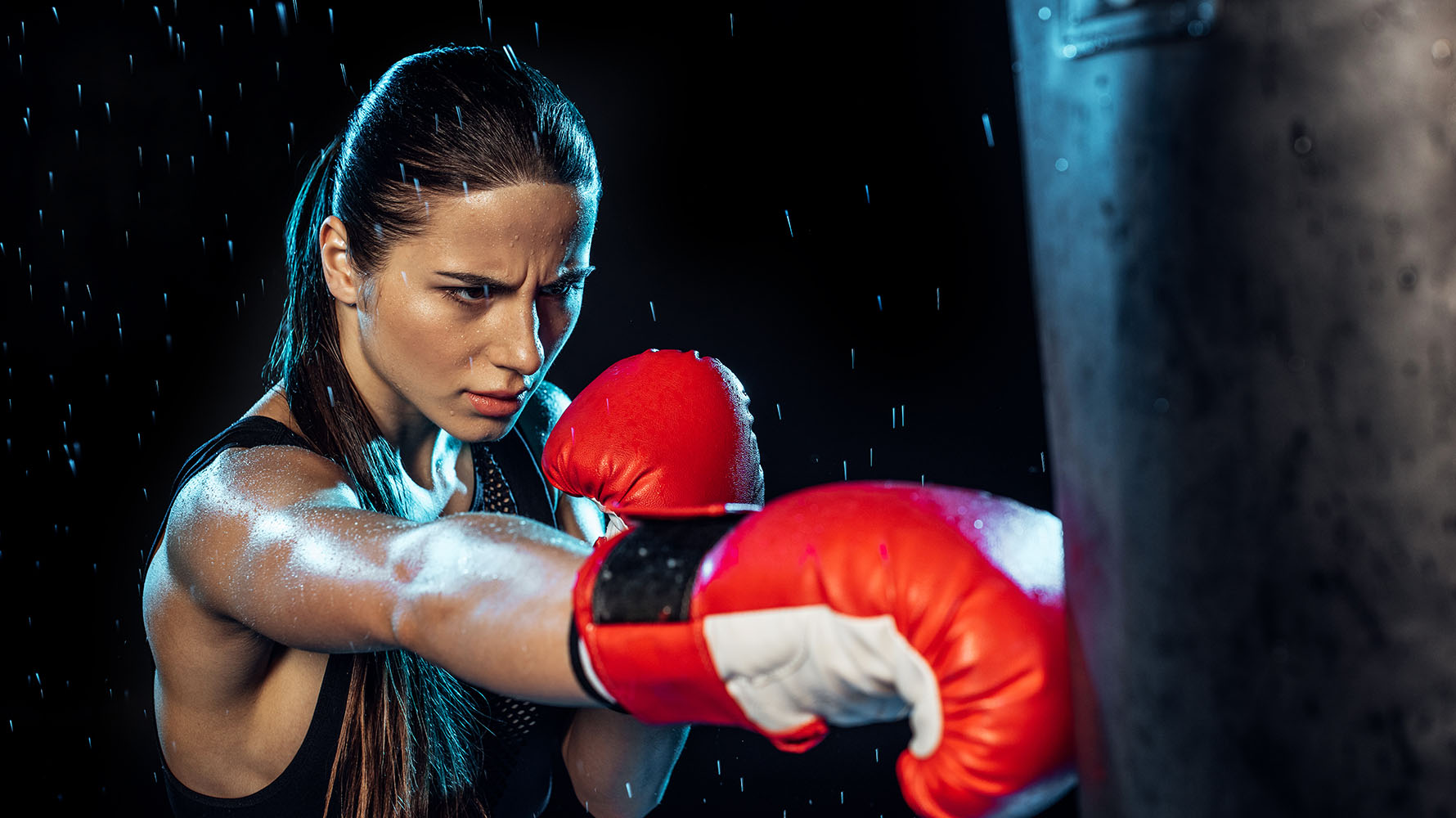 benefits of boxing for females