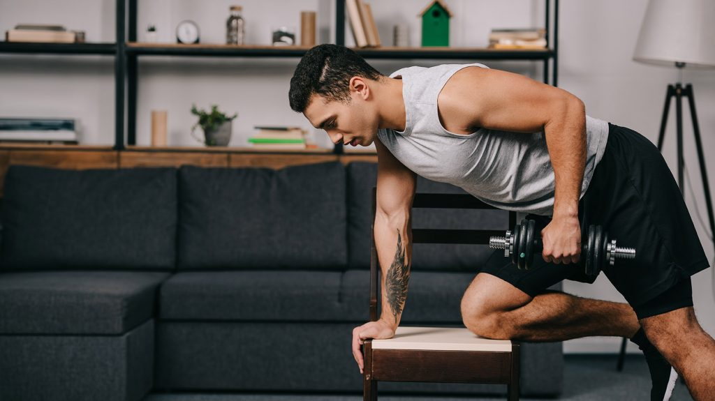best arm exercises at home