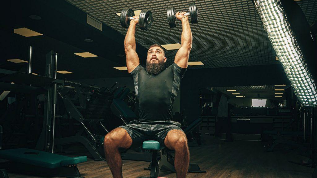 best exercises for shoulder mass
