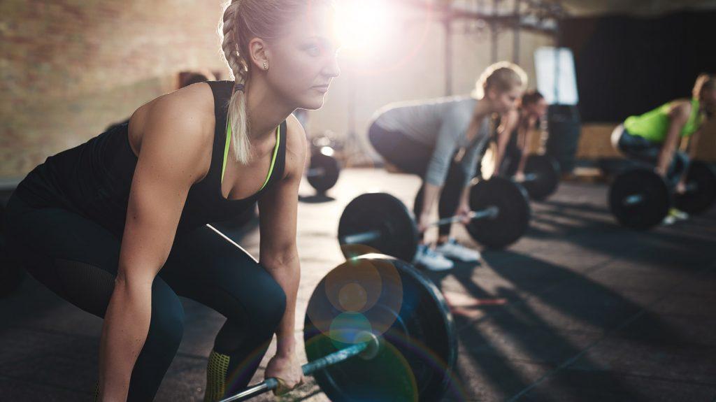 myths of women's strength training