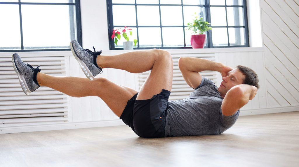 rules of abs workout