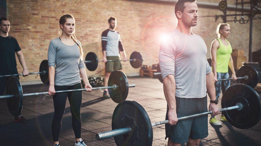 split workout for beginners
