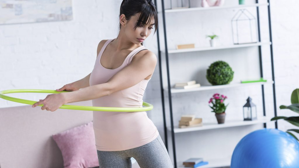 hula hoop workout for weight loss
